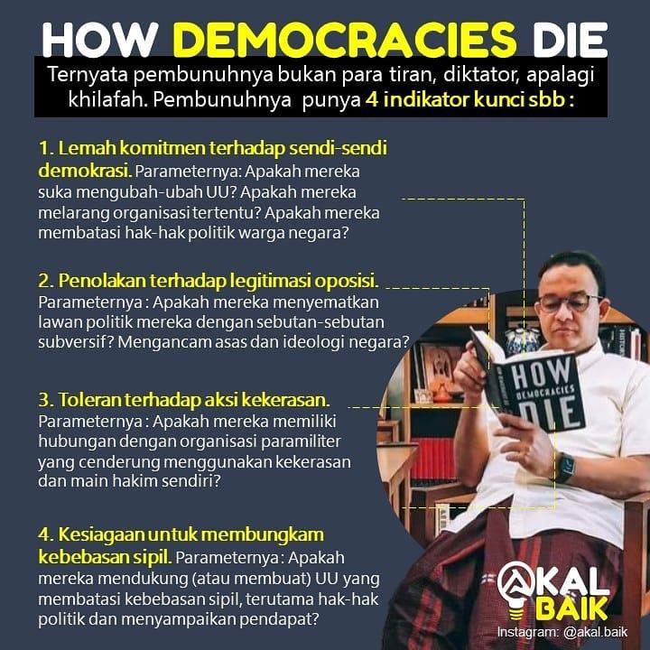 anies baswedan how democracies die